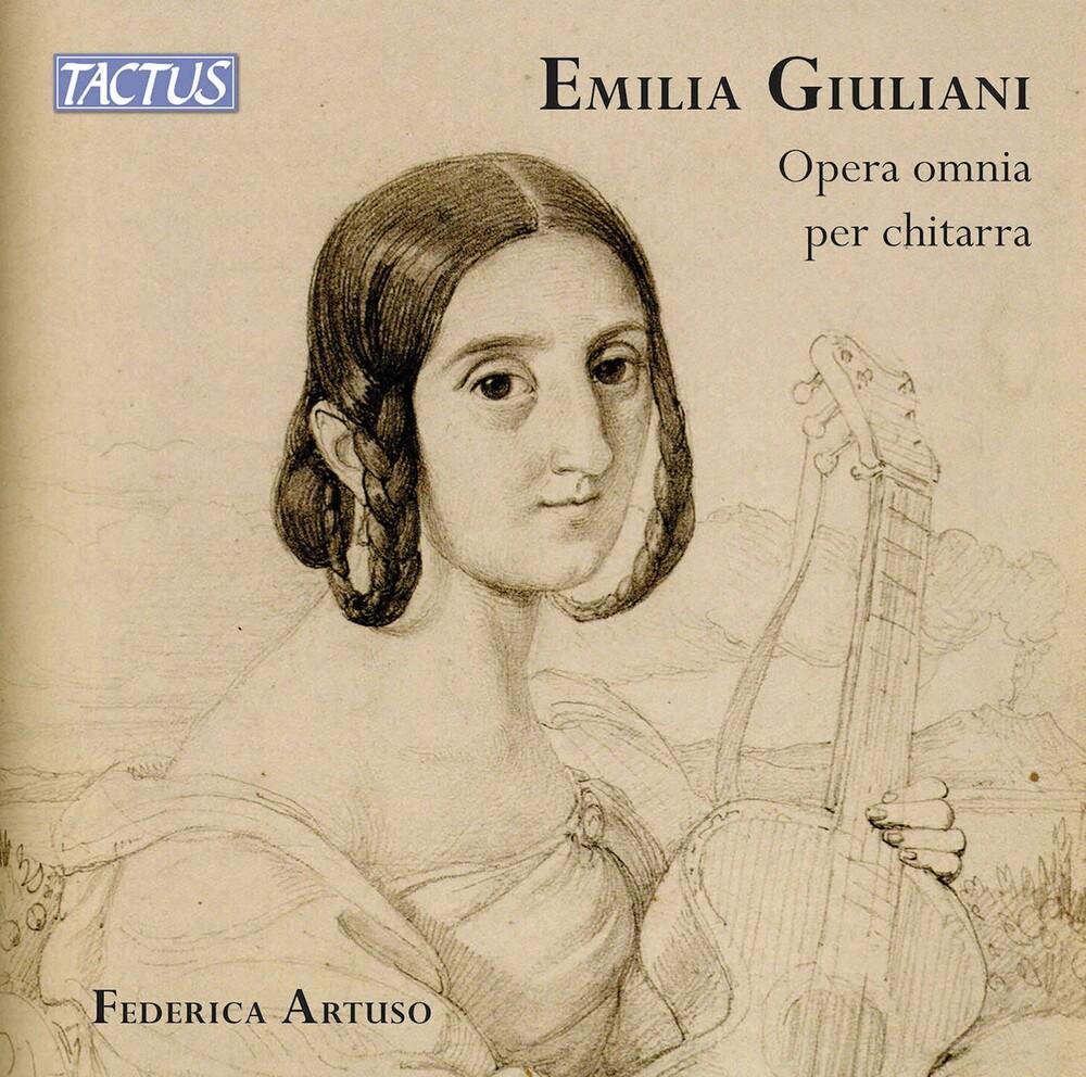 Federica Artuso - Opera Omnia Per Chitarra