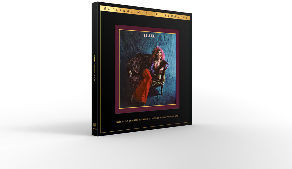 Janis Joplin - Pearl (Box) [Limited Edition] [180 Gram]