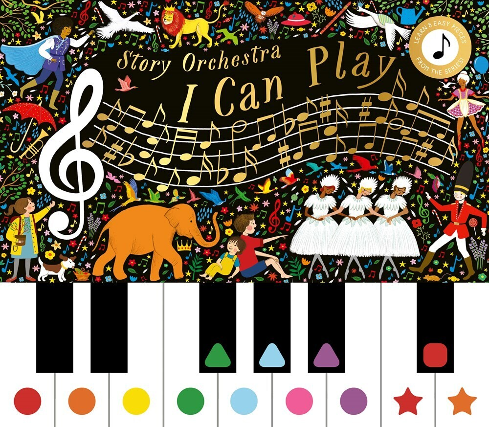 - Story Orchestra: I Can Play, Vol 1