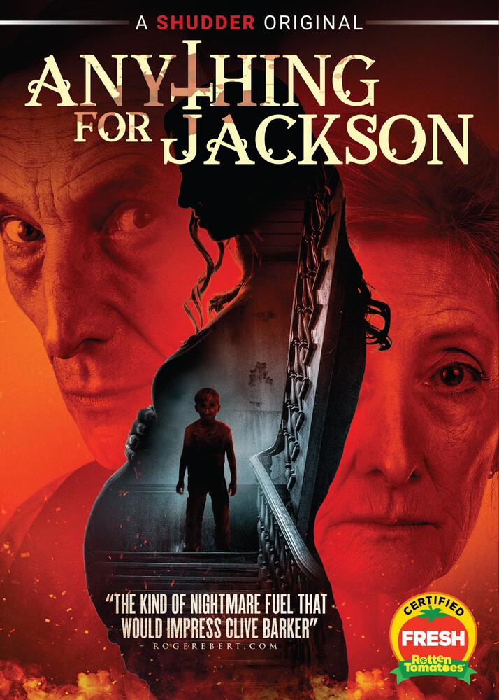 Sheila McCarthy - Anything For Jackson Dvd