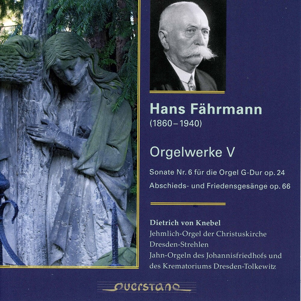 Faehrmann / Knebel - Orgelwerke 5