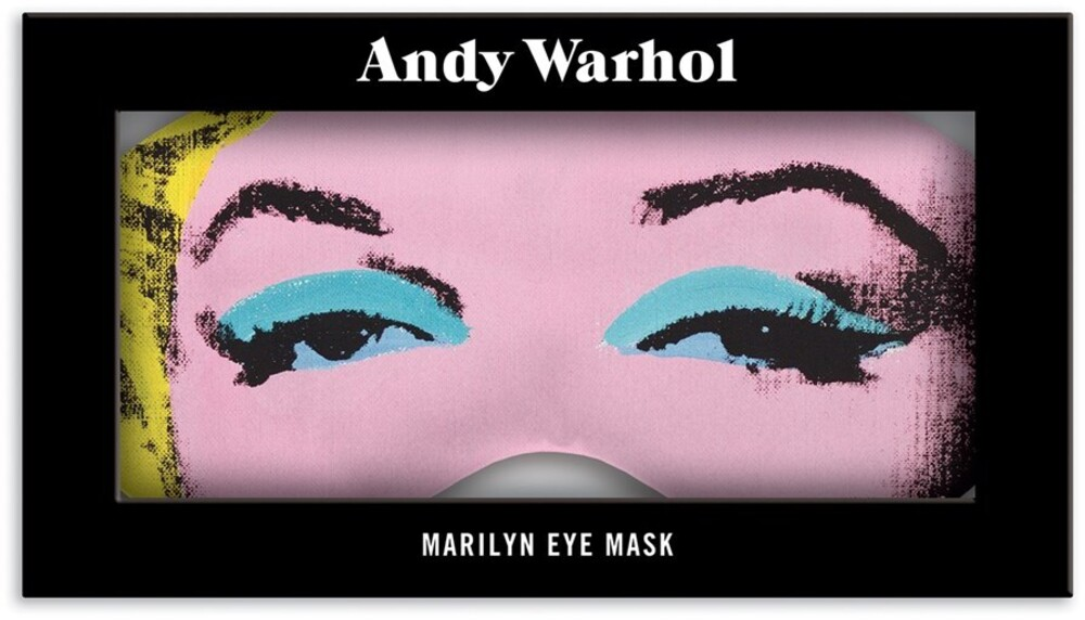 - Andy Warhol Marilyn Eye Mask