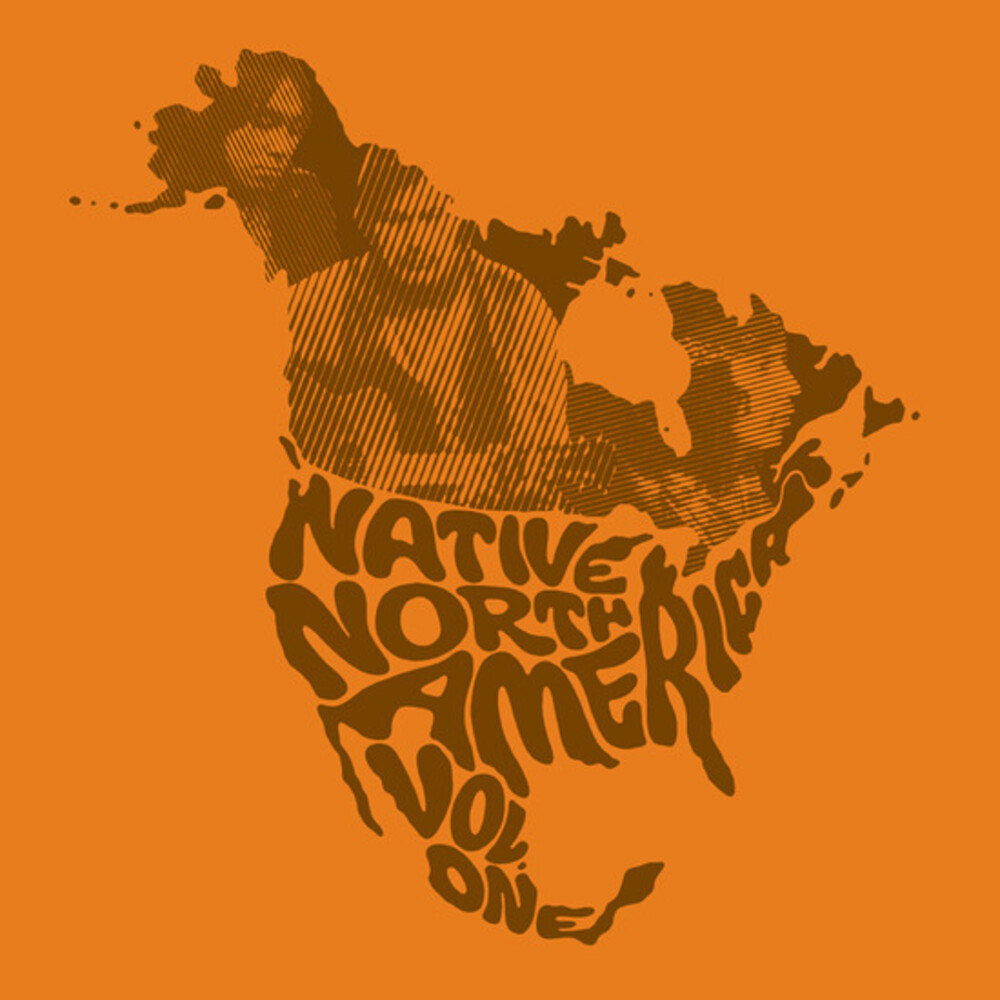 Native North America Vol. 1 / Various (Cvnl) - Native North America Vol. 1 / Various [Clear Vinyl]