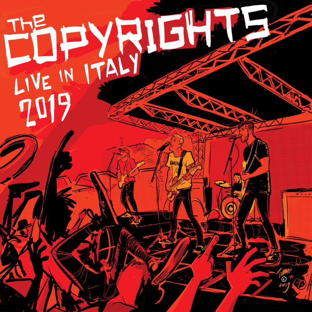 Copyrights - Live In Italy 2019