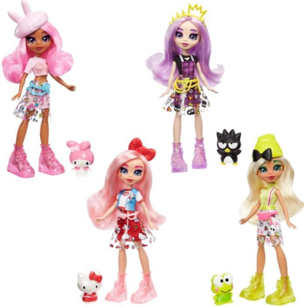 Sanrio - Mattel - Sanrio Doll Storytelling Assortment