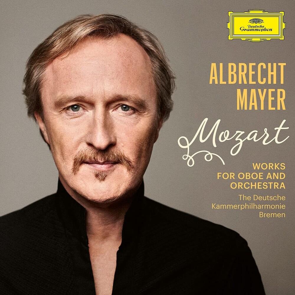 Mozart / Mayer / Frey / Deutsche Kammerphilharmoni - Works For Oboe And Orchestra
