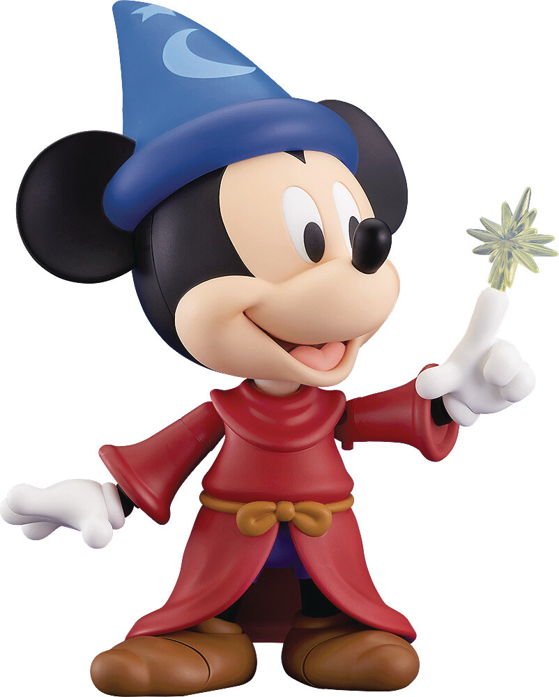 - Fantasia Mickey Mouse Nendoroid Af (Afig) (Clcb)