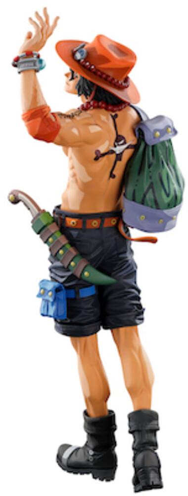 - One Piece Banpresto Wfc 3 Portgas.D.Ace 2 Dimen