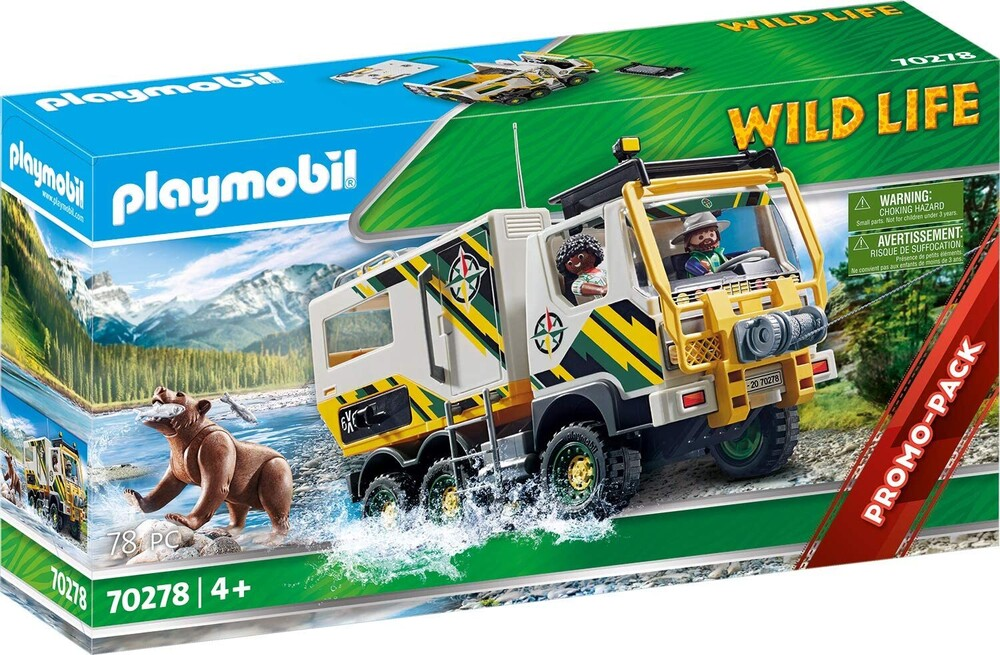 - Wildlife Outdoor Expedition Truck (Fig)