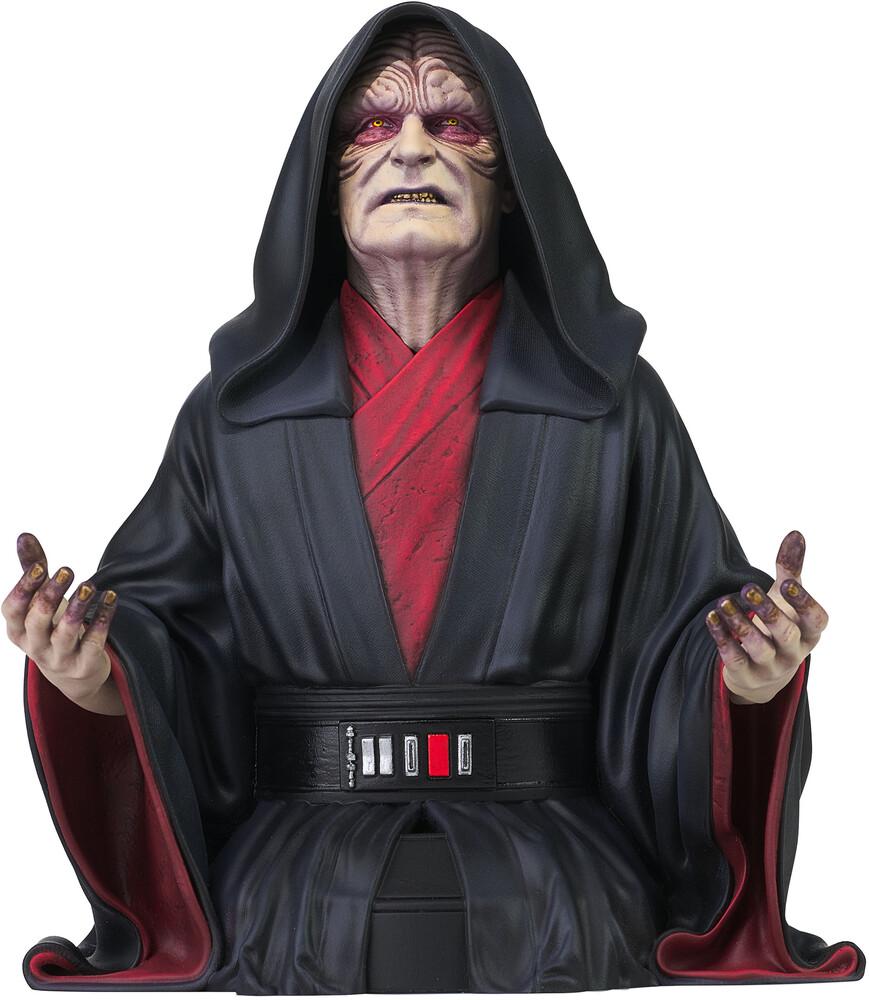 - Star Wars Rise Of Skywalker Emperor Palpatine 1/6