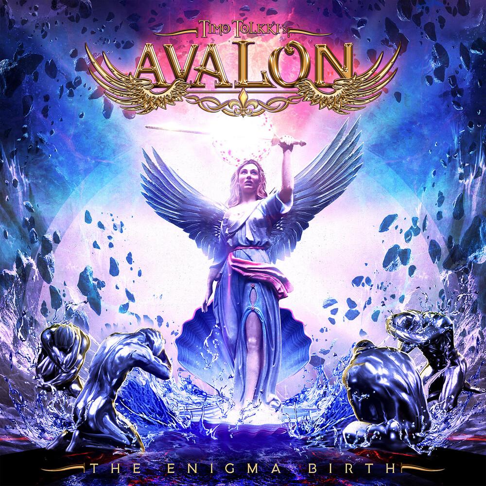 Timo Tolkki's  Avalon - Enigma Birth