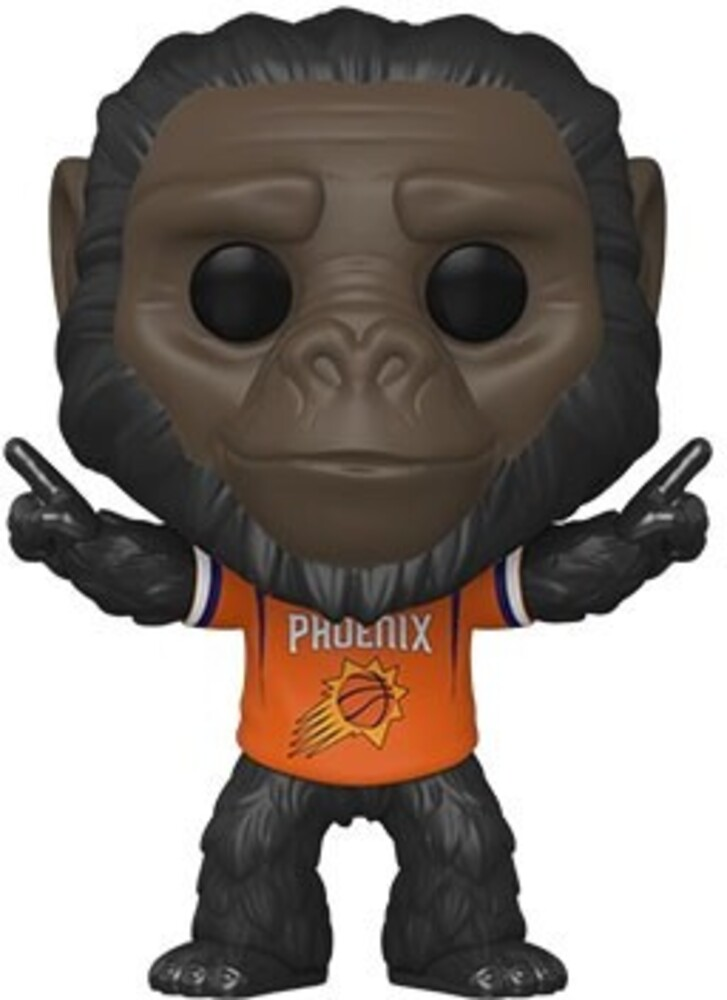 Funko Pop! NBA Mascots: - Phoenix - Go-Rilla The Gorilla (Vfig)