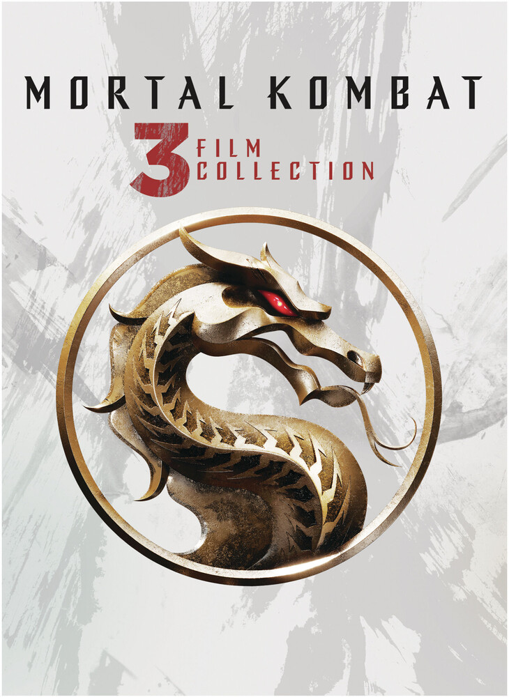 Mortal Kombat 3-Film Collection - Mortal Kombat 3-Film Collection (3pc)
