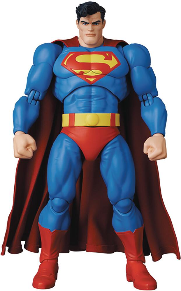 - The Dark Knight Returns Superman Mafex Af (Afig)
