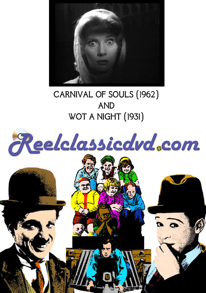 - Carnival Of Souls (1962) And Wot A Night (1931)