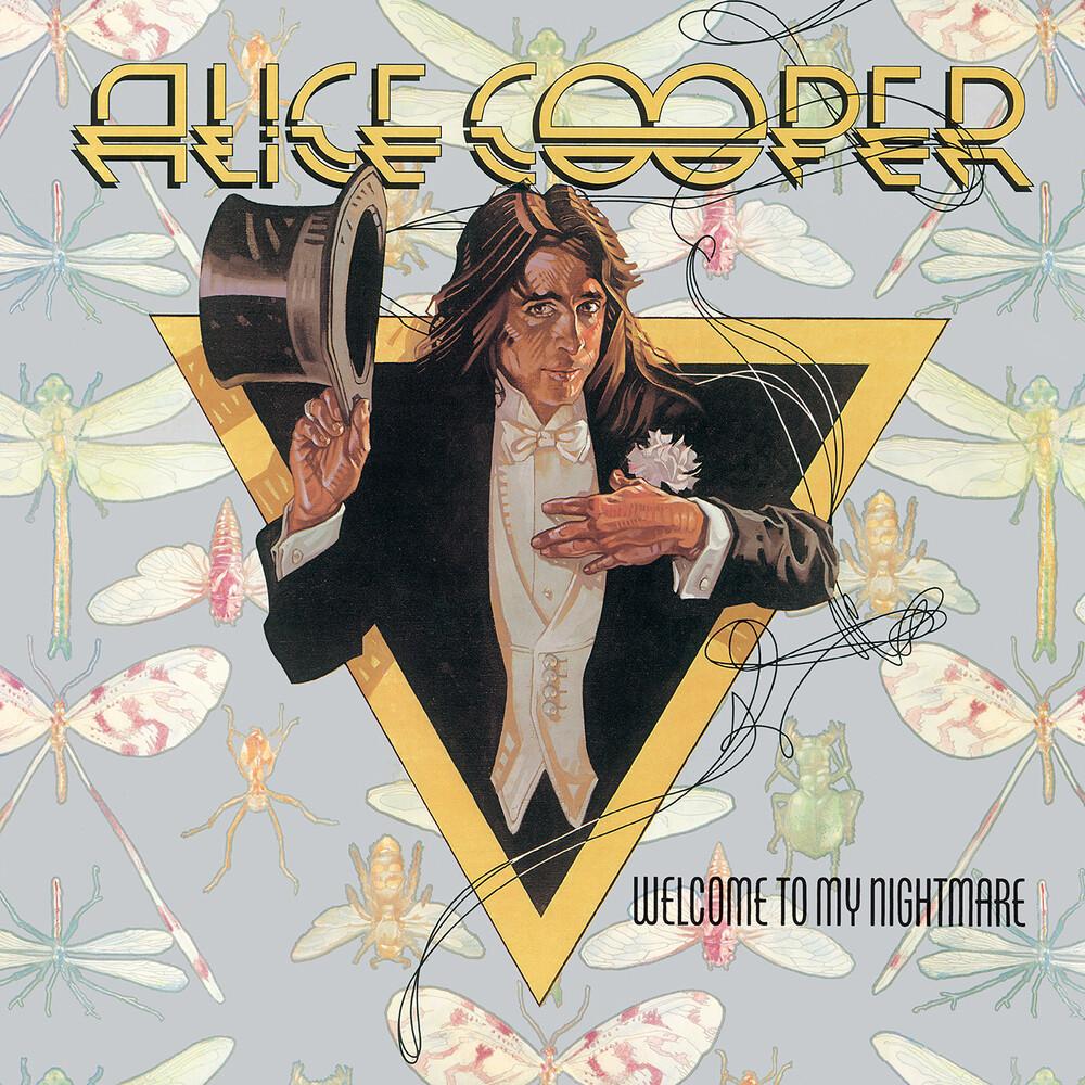 Alice Cooper  (Cvnl) (Bme) - Welcome To My Nightmare [Clear Vinyl] (Bme)