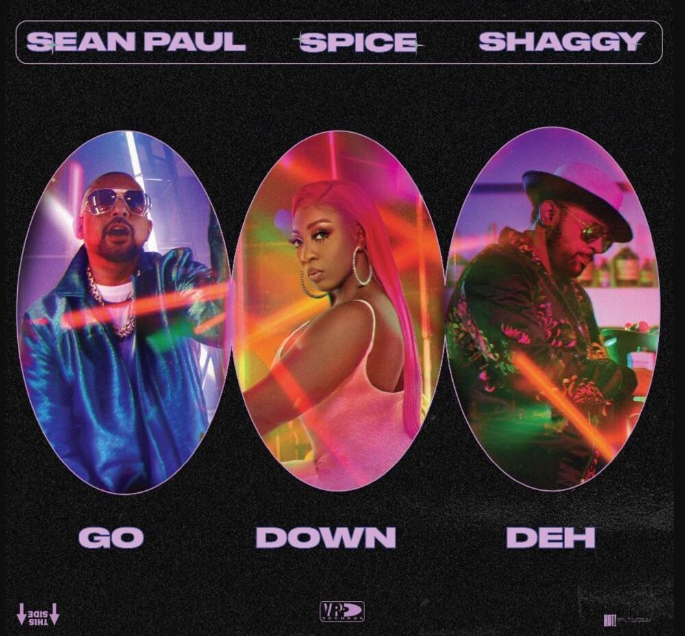Spice / Paul, Sean / Shaggy - Go Down Deh