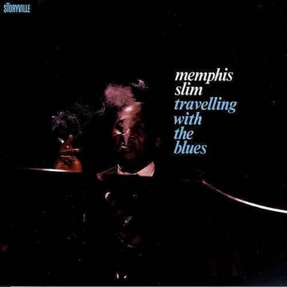 Memphis Slim - Travelling With The Blues (Blk) [180 Gram] (Uk)