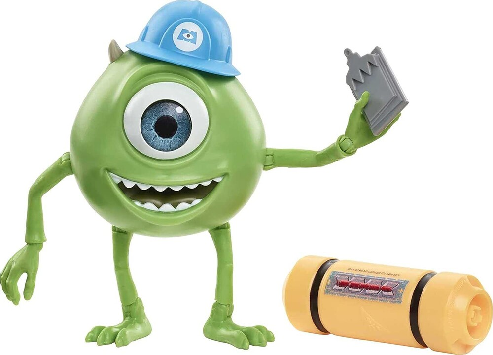 World of Pixar - World Of Pixar Mike Interactable (Fig)