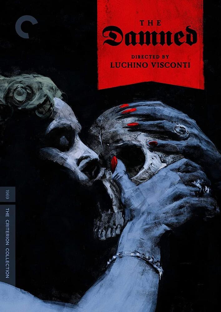 Dirk Bogarde - Damned, The Dvd (2pc) / (2pk Sub)