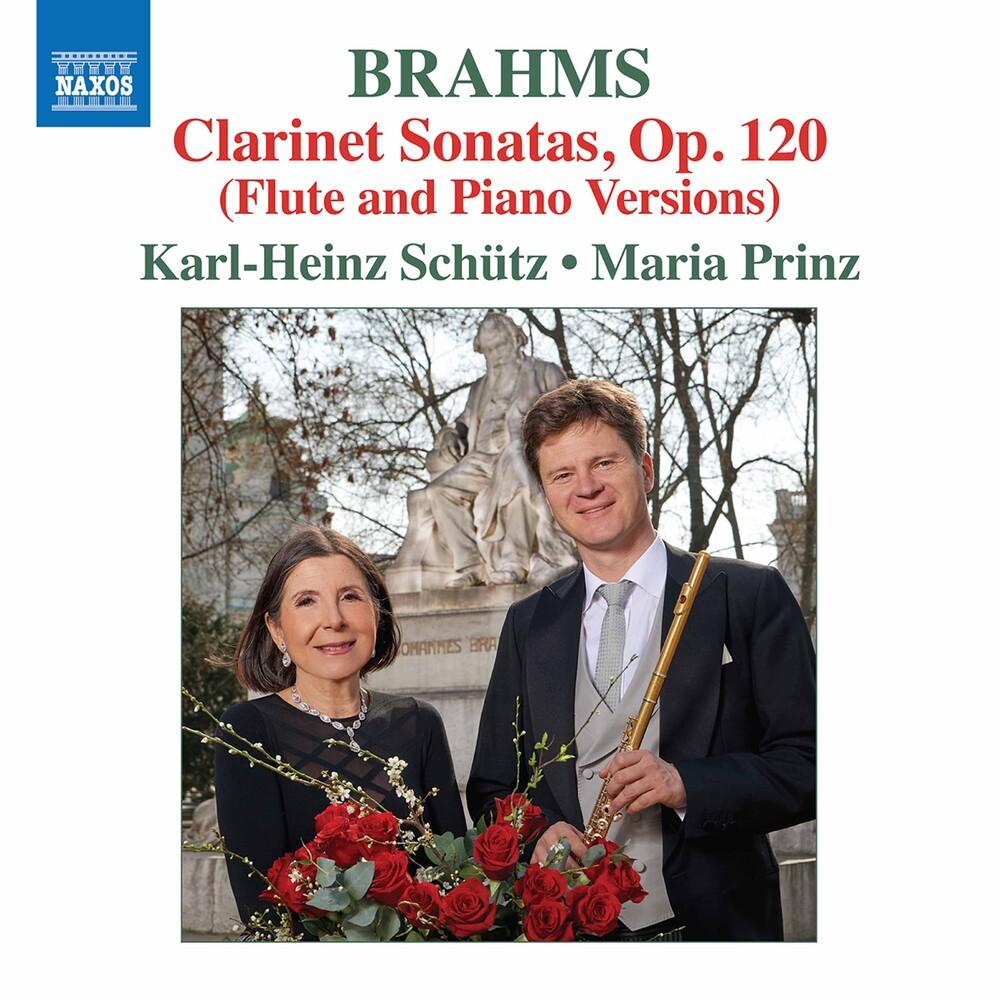- Clarinet Sonatas 120