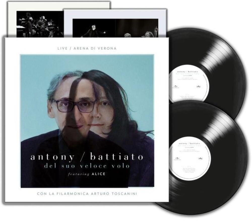 Battiato & Antony - Del Suo Veloce Volo [Limited Edition] (Ita)