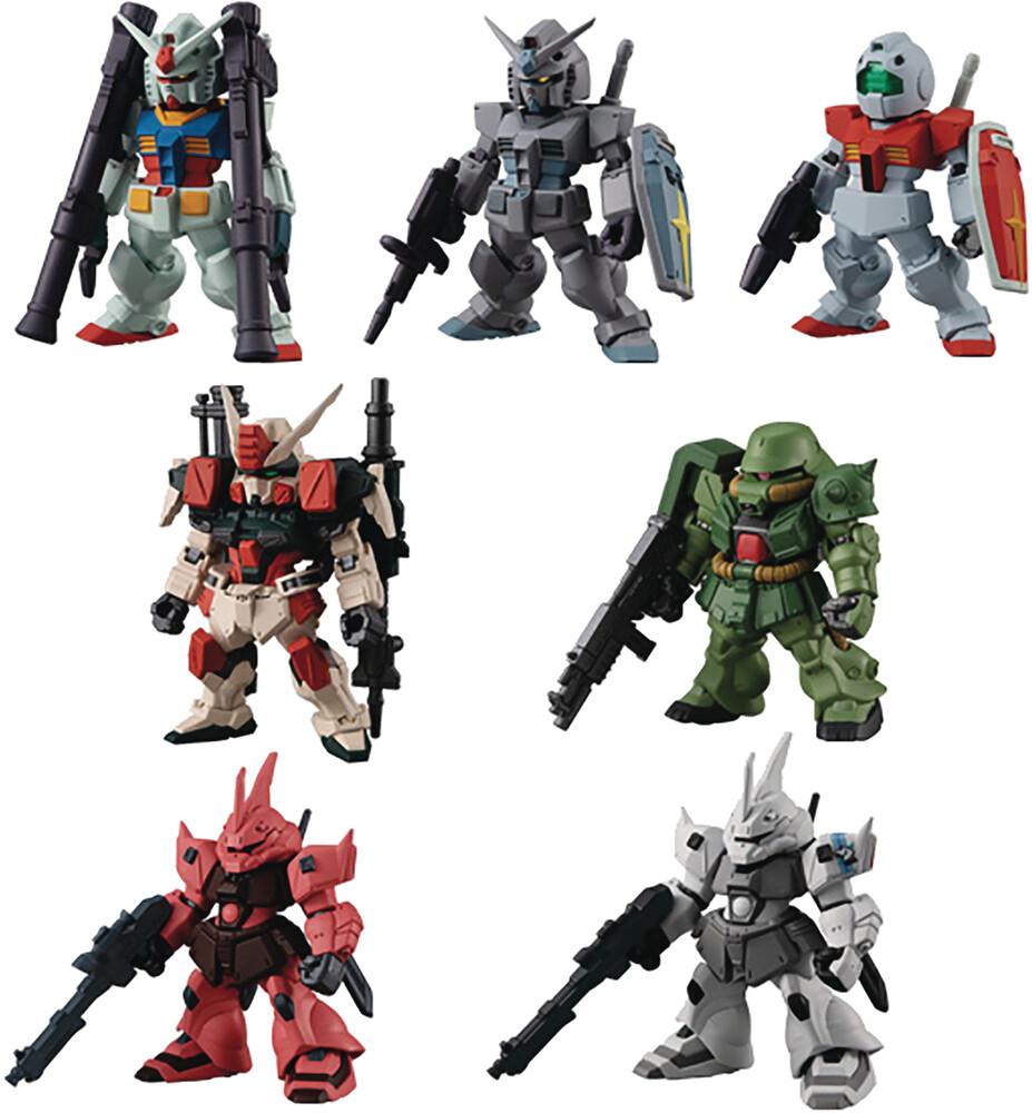 - Mobile Suit Gundam - Fw Converge #22 (Box Of 10)