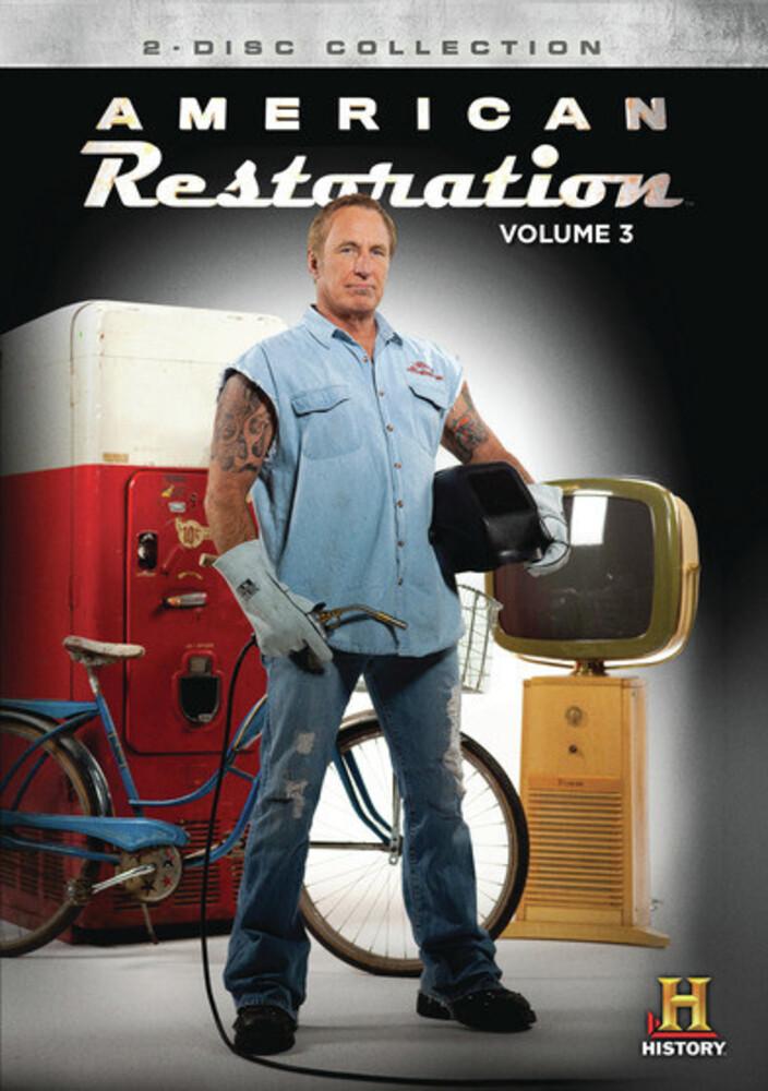 American Restoration 3 - American Restoration 3 (2pc) / (Mod 2pk)