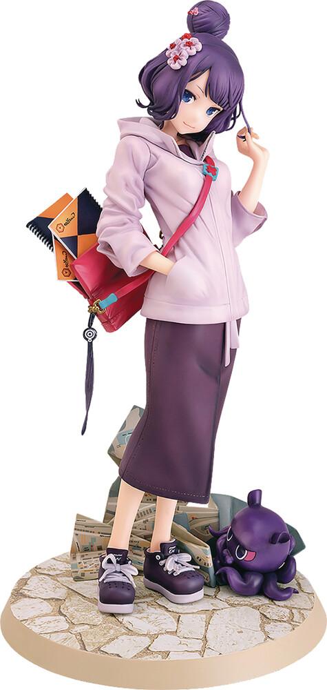 - Fate Grand Order Foreigner Katsushika Travel 1/7 P