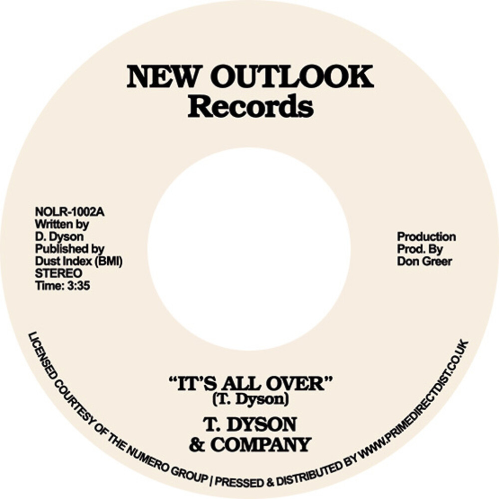 T. Dyson & Company - It's All Over