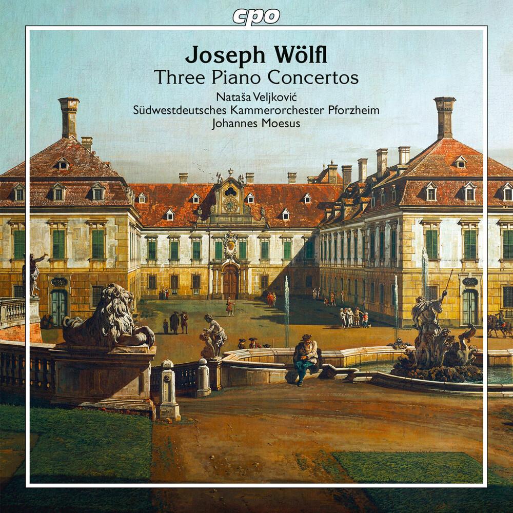 Wolfl / Veljkovic / Moesus - Piano Concertos