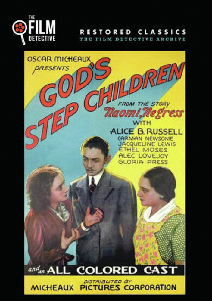 God's Stepchildren - God's Stepchildren / (Mod Rstr)
