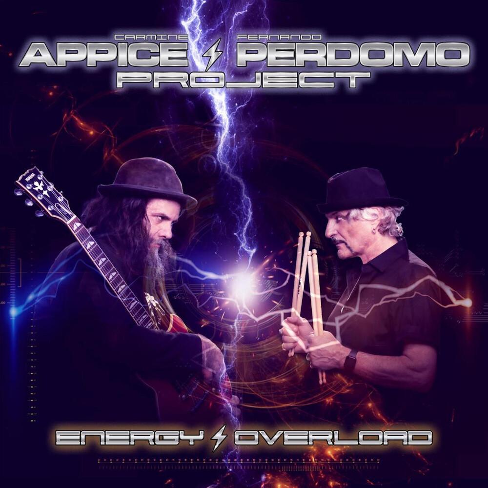 Carmine Appice  / Perdomo,Fernando - Energy Overload