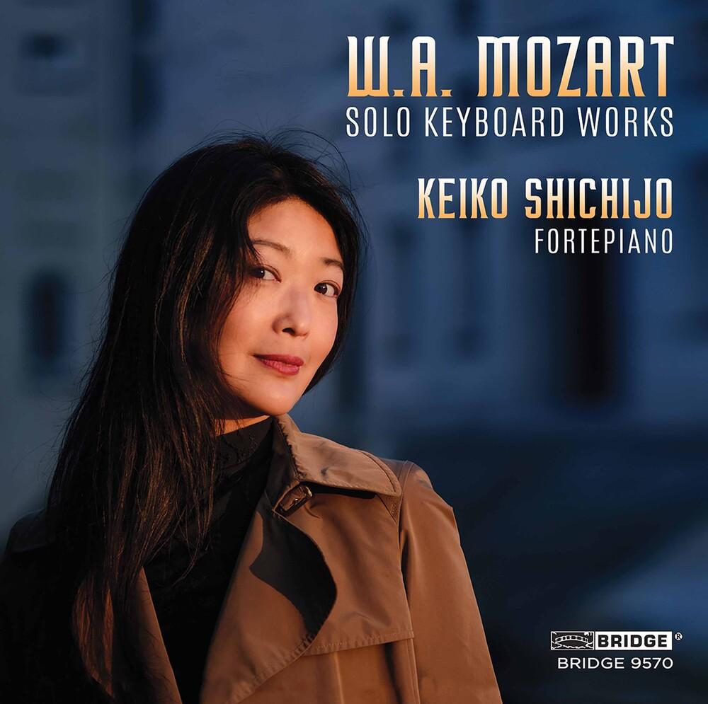 Mozart / Shichijo - Solo Keyboard Works