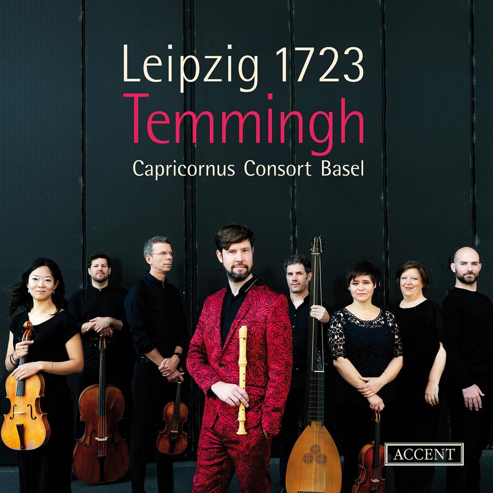 Leipzig 1723 / Various - Leipzig 1723 / Various