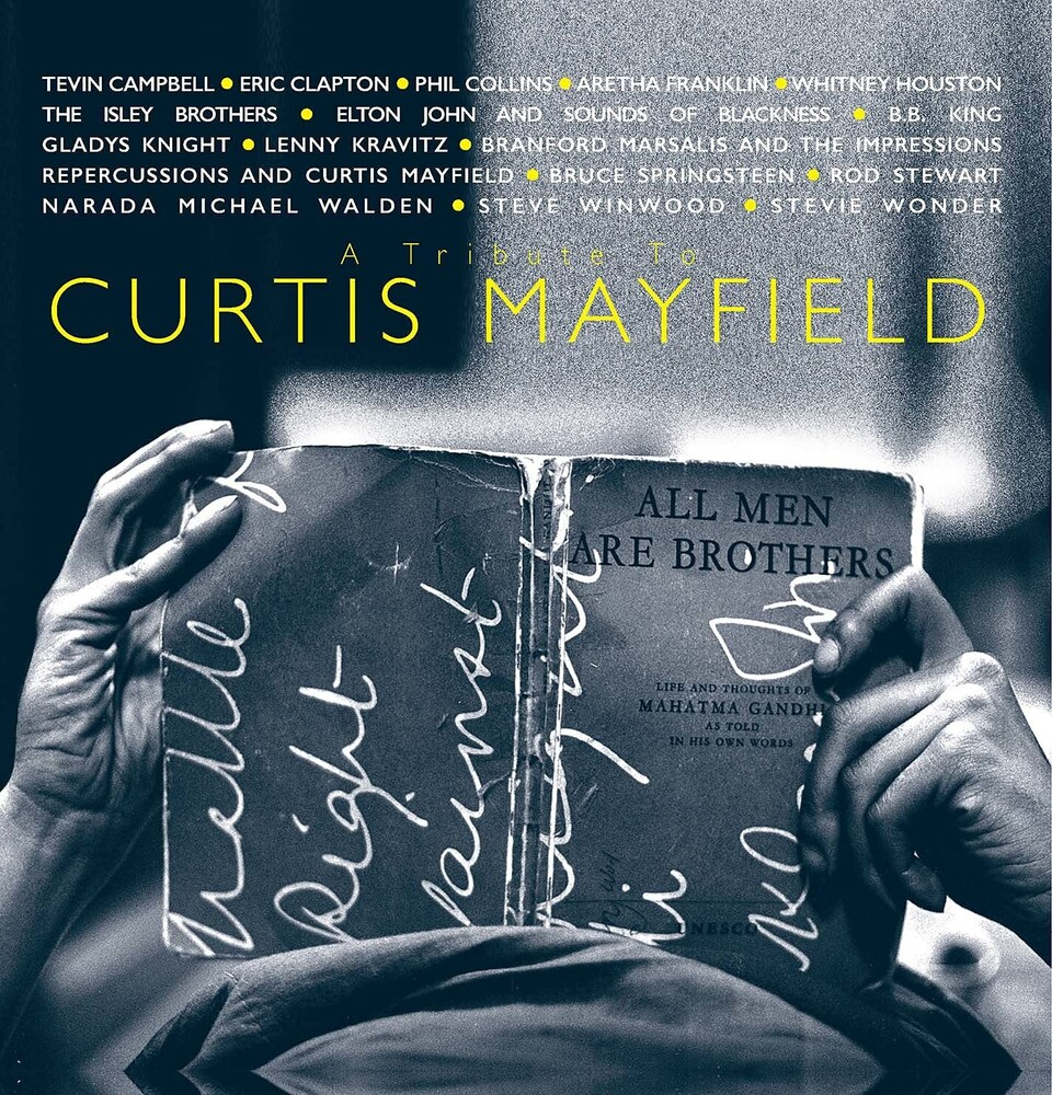 Various Artists - A Tribute To Curtis Mayfield (Various Artists)