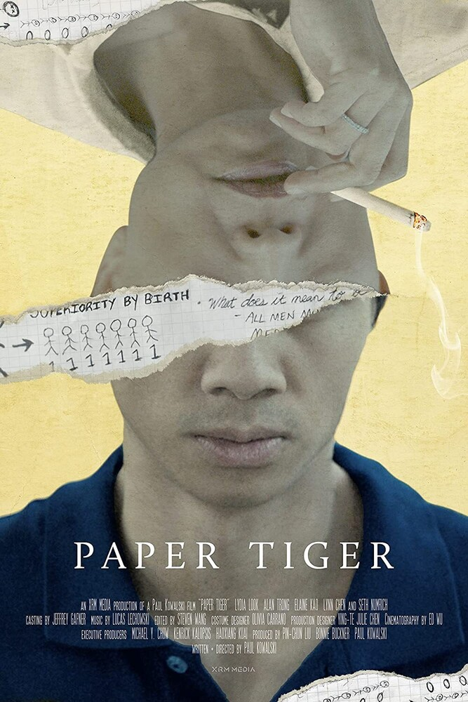 Paper Tiger - Paper Tiger / (Mod)