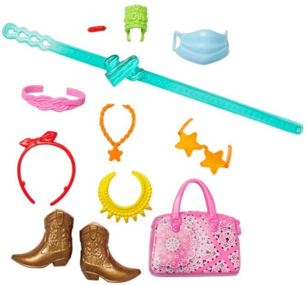 Barbie - Barbie Fashion Storytelling Pack 2 (Papd)