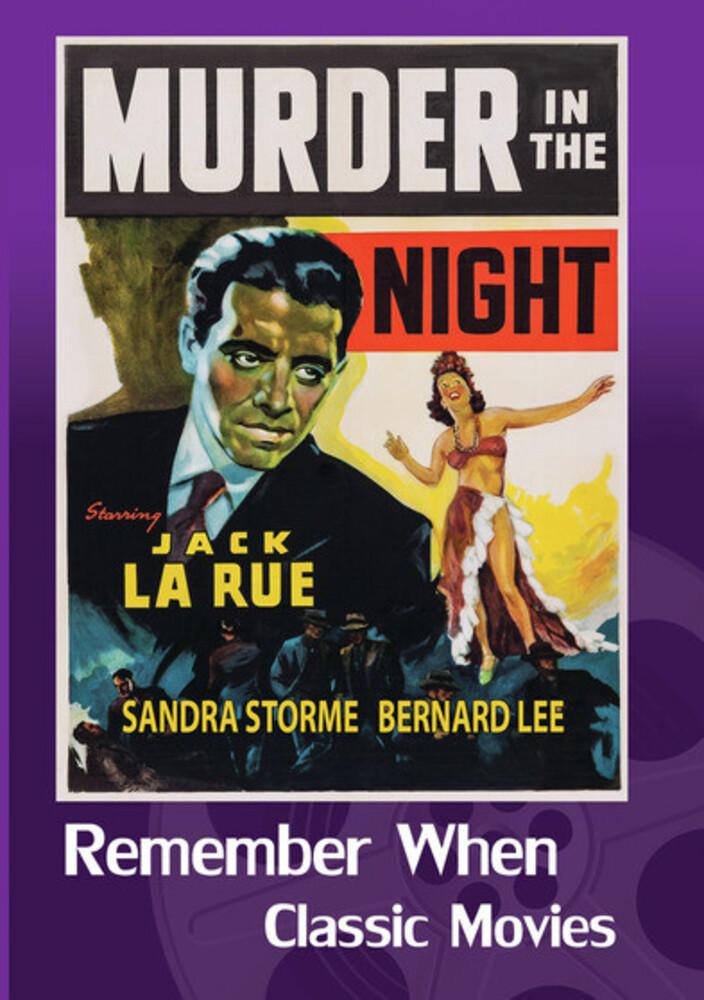 Murder in the Night - Murder In The Night / (Mod Dol)
