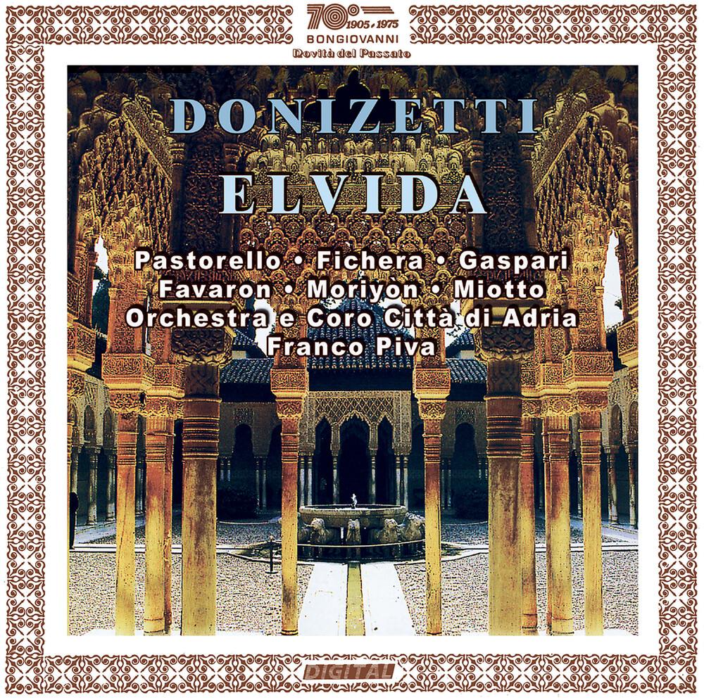 Donizetti - Elvida