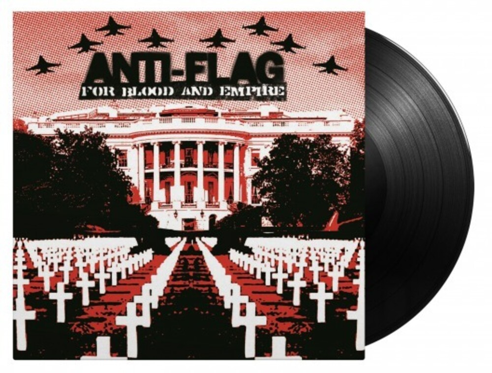 Anti-Flag - For Blood & Empire (Hol)