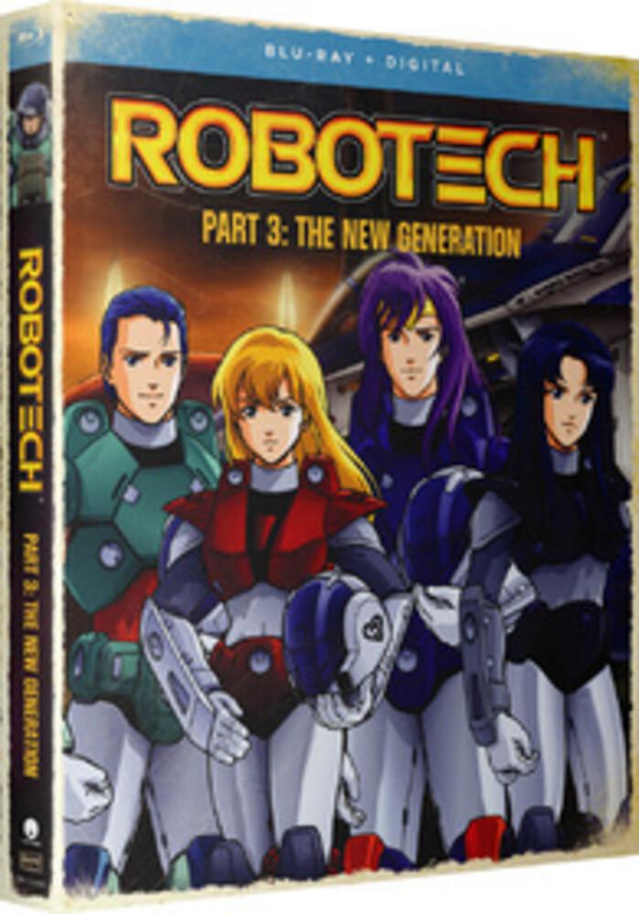 Robotech - Part 3 (the New Generation) - Robotech - Part 3 (The New Generation) (4pc)