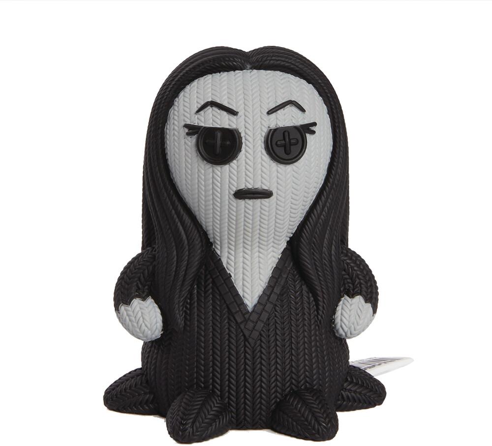 Bensussen Deutch - Addams Family Morticia Hmbr 6in Vinyl Fig (Net)