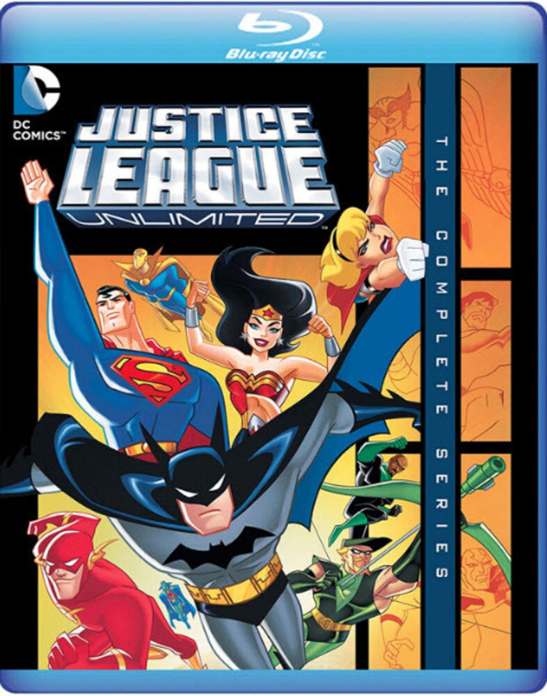 Justice League - Justice League Unlimited: The Complete Series