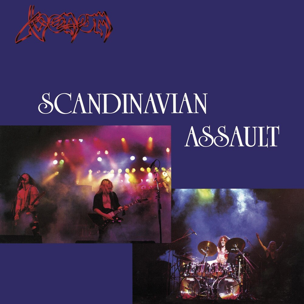 Venom - Scandinavian Assault (Uk)