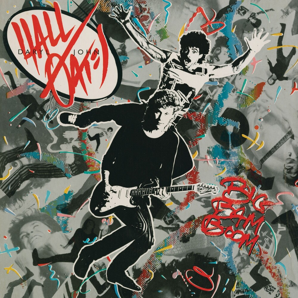 Hall & Oates - Big Bam Boom [LP]