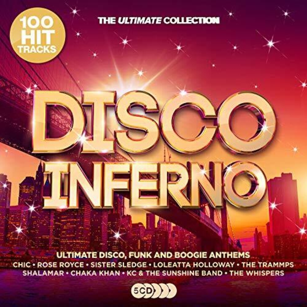 Disco Inferno Ultimate Disco Anthems / Various - Disco Inferno: Ultimate Disco Anthems / Various