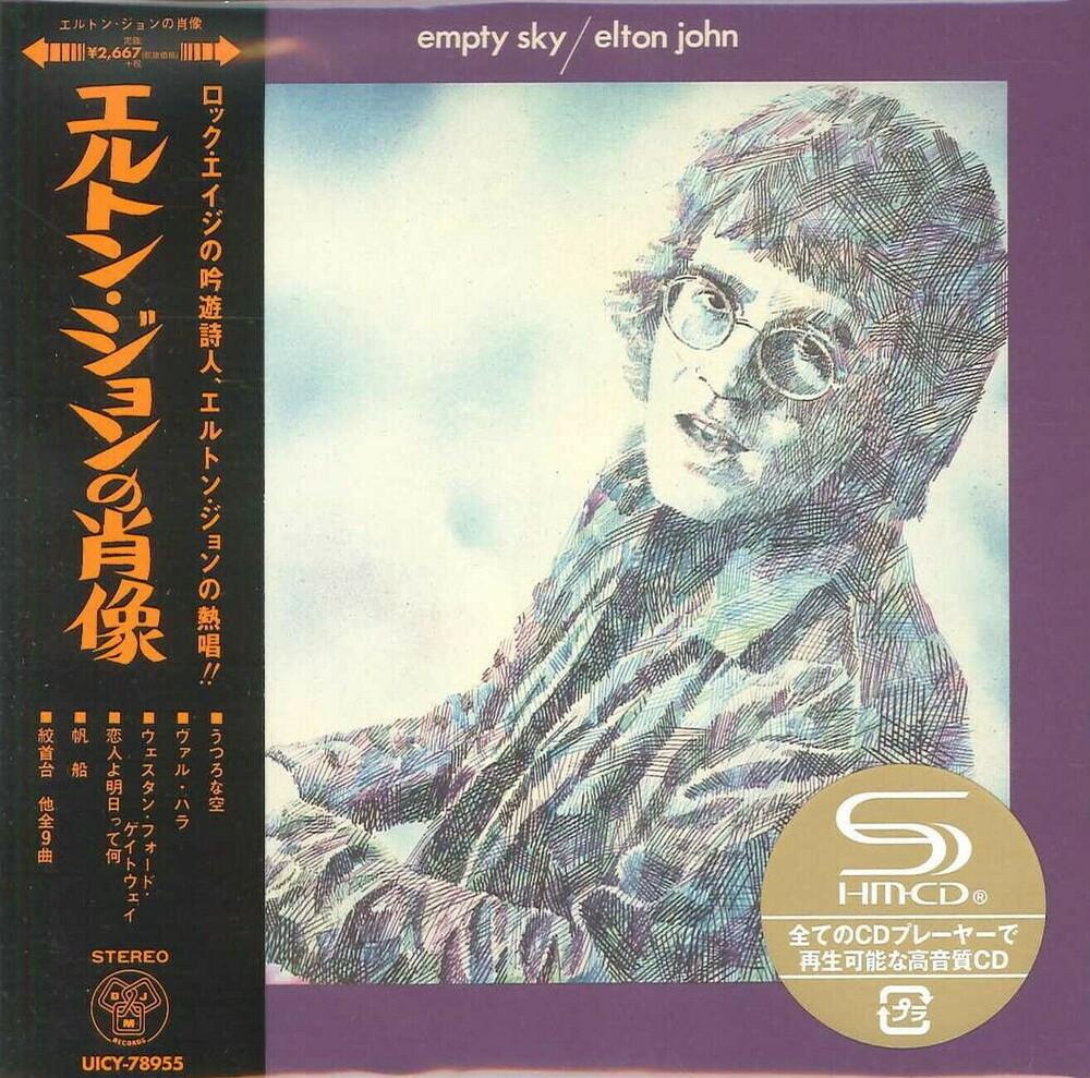 Elton John - Empty Sky [Import Limited Edition]