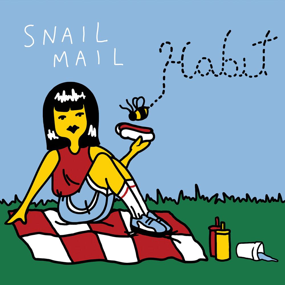 Snail Mail - Habit EP [Vinyl]