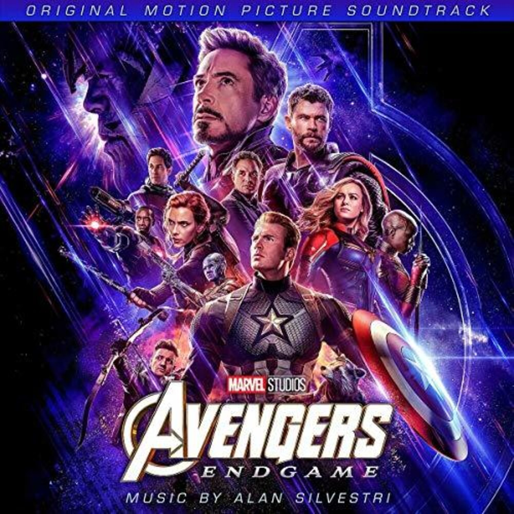 Various Artists - Avengers: Endgame (Pict)